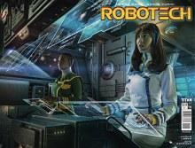 Robotech #5 Cvr B Cosplay Var