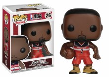 Pop NBA Series 3 John Wall Vinyl Figure Box Damage
