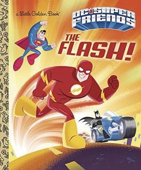 DC Super Friends Little Golden