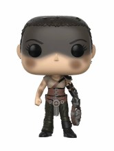 Pop Mad Max Fury Road Imperator Furiosa Vinyl Figure