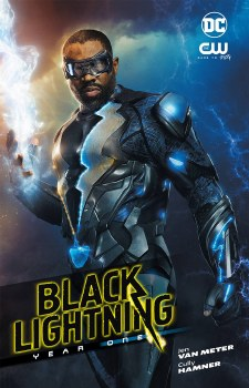 Black Lightning Year One TP Ne