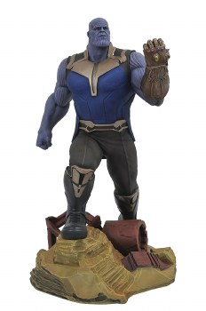 Marvel Gallery Avengers 3 Thanos Pvc Figure