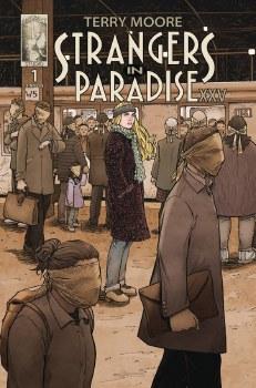 Strangers In Paradise Xxv #1
