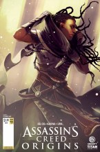 Assassins Creed Origins #1 (of 4) Cvr A Hans