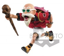 Dragonball Scultures Master Roshi Tropical Fig
