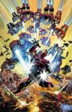 Invincible Iron Man #596 Leg