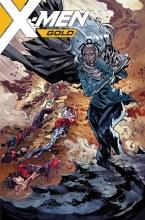 X-Men Gold #20 Leg