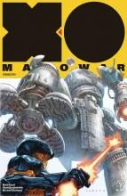 X-O Manowar (2017) #11 Cvr A Larosa (New Arc)