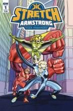 Stretch Armstrong & Flex Fighters #1 (of 3) Cvr A Amancio