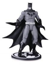 Batman Black and White Batman By Greg Capullo Action Figure