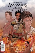 Assassins Creed Origins #2 (of 4) Cvr A Kaiowa