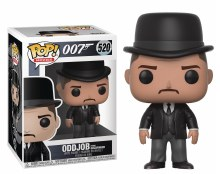 Pop James Bond Oddjob Vinyl Fi