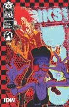 Punks Not Dead #1 Cvr B Sienkiewicz