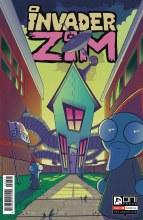 Invader Zim #28 Incv Var Sygh
