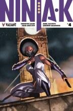 Ninja-K #4 Cvr A Cafu