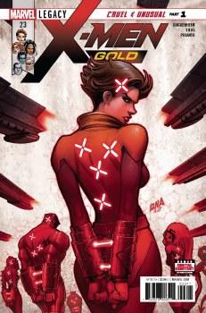 X-Men Gold #23 Leg