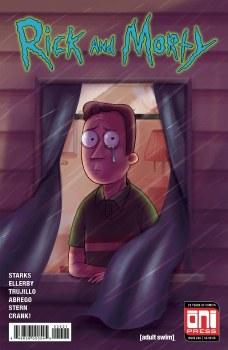 Rick & Morty #36 Cvr B