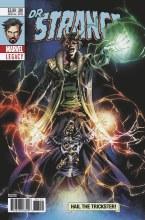 Doctor Strange #381 2nd Ptg Deodato Var Leg