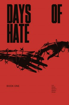Days of Hate TP VOL 01 (Mr)