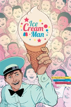 Ice Cream Man TP VOL 01 Rainbow Sprinkles