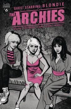 Archies #6 Cvr A Reg Smallwood