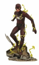 Cw Gallery Flash Pvc Figure (C