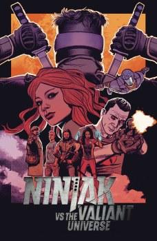Ninjak Vs Vu #3 (of 4) Cvr A Smallwood