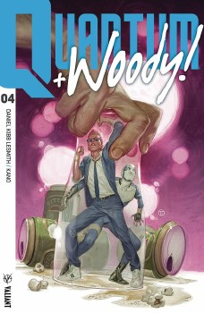 Quantum & Woody (2017) #4 Cvr A Tedesco