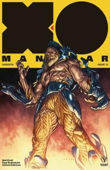 X-O Manowar (2017) #13 Cvr A Larosa