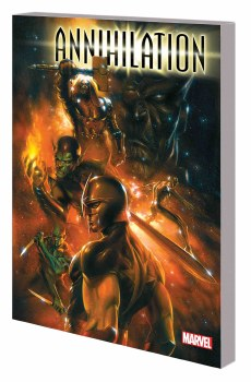 Annihilation TP VOL 01 Complet