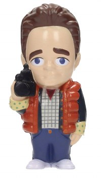 Back To the Future Marty McFly Stress Doll