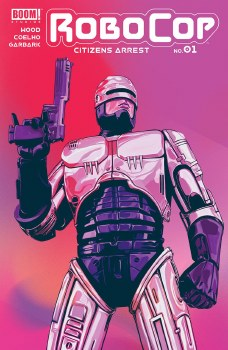 Robocop Citizens Arrest #1