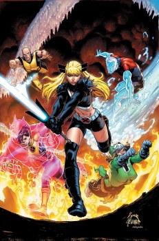 X-Men Gold #25 Leg