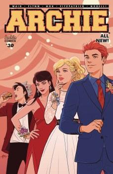 Archie #30 Cvr A Mok