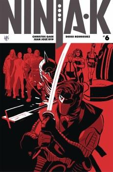 Ninja-K #6 (New Arc) Cvr A Zonjic