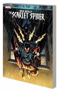 Ben Reilly Scarlet Spider TP V
