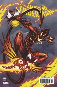 Amazing Spider-Man #799 Mcguinness Var Leg