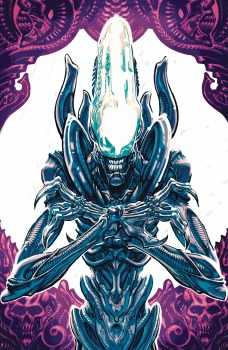 Aliens Dust To Dust #1 (of 4) Var D Anda Cvr (Mr)