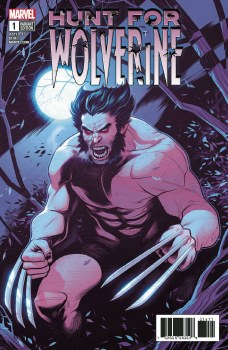Hunt For Wolverine #1 Torque Var