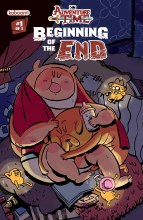 Adventure Time Beginning of End #1 Subscription Daguna Var