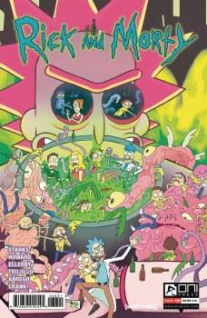Rick & Morty #38 Cvr B Scott Var