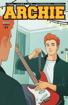 Archie #31 Cvr A Mok