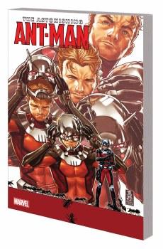 Astonishing Ant-Man Complete C