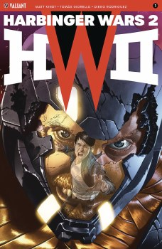 Harbinger Wars 2 #1 (of 4) Cvr B Suayan