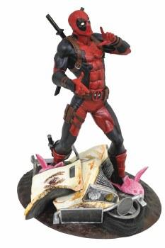 Marvel Gallery Taco Truck Deadpool Pvc Figure