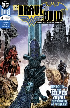 Brave & the Bold Batman & Wonder Woman #4 (of 6)