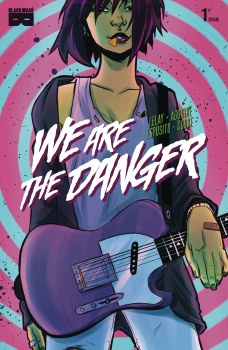 We Are Danger #1 (Mr)