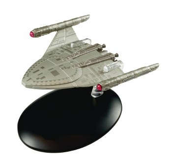 Star Trek Starships Fig Mag #124 Emmette