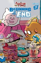 Adventure Time Beginning of End #2 Subscription Daguna Var