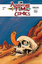 Adventure Time Comics #24 Subscription Hack Var